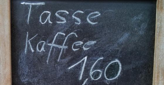 Mit Kaffee leicht 500 Euro sparen