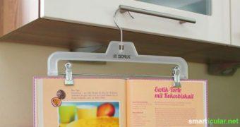 4 Tricks Kochbücher im Blick zu haben
