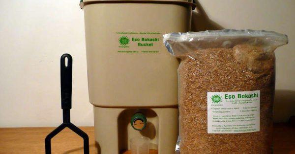Kompostieren Direkt In Der Kuche Mit Bokashi Eimer Smarticular Net
