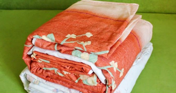 Bettwäsche praktisch aufbewahren - spart Zeit und sorgt für Ordnung im Schrank