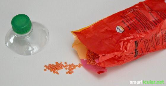 Plastiktüten leicht und einfach wieder schließen