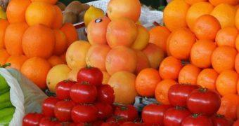 Orangen schnell und sauber schälen