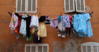Wäsche schneller und schöner trocknen