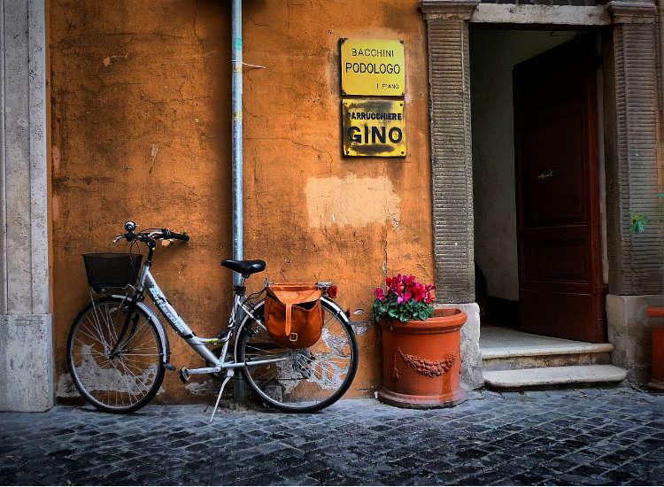 mit Fahrrad erkunden ist günstiger
