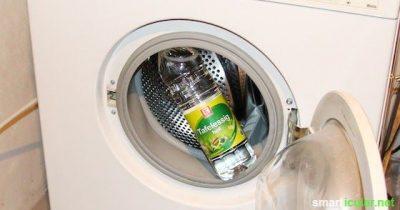 Das preiswerteste Mittel zur Waschmaschinenpflege