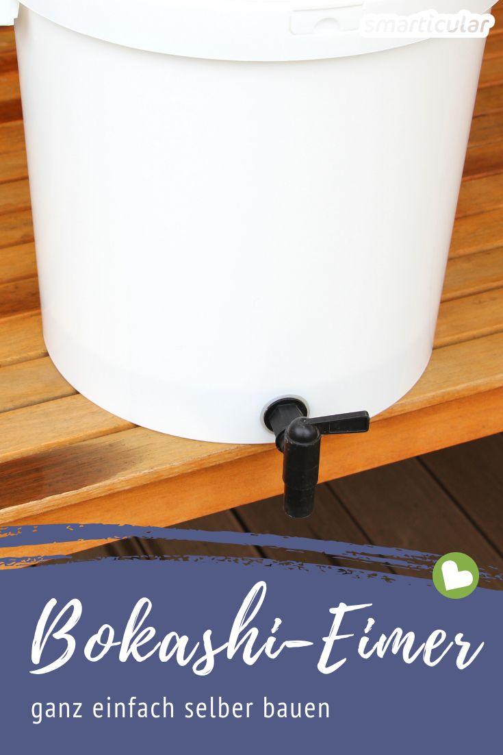 bokashi eimer in 30 minuten selber bauen. Black Bedroom Furniture Sets. Home Design Ideas