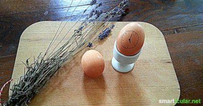 Eier schälen leicht gemacht