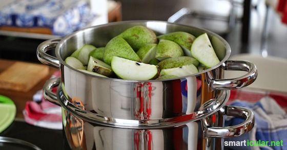 Wie du preiswert an flaschen zum saft kochen kommst