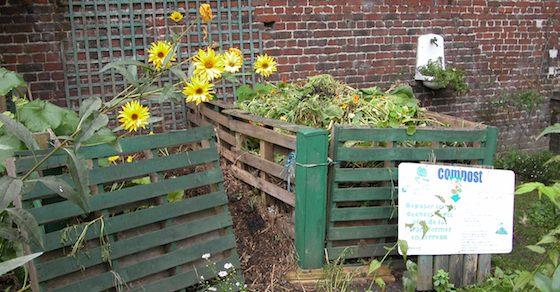 In den Garten statt in die Mülltonne - Abfallprodukte als Dünger