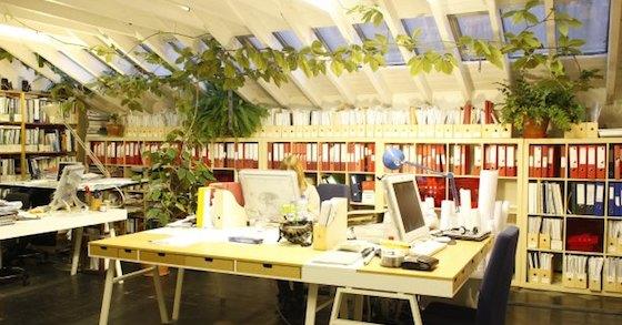 Ruhiger oder exotischer Schreibtisch mit Aussicht gesucht?