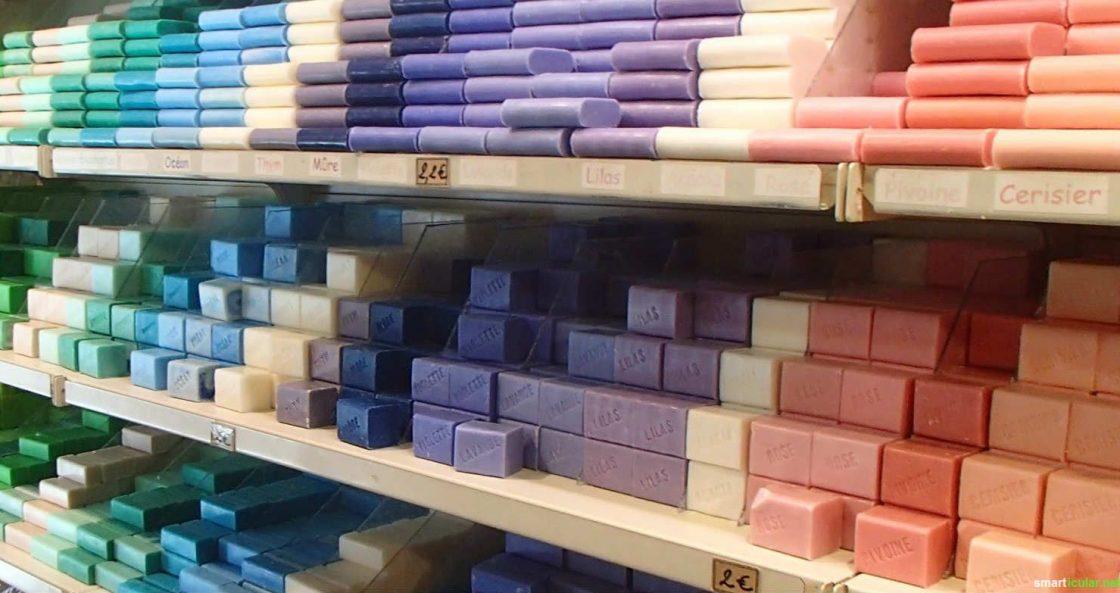 mehr informationen zur Herstellung eigener Seifen