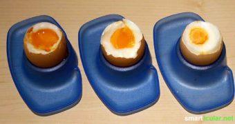 So gelingt das perfekte Frühstücksei