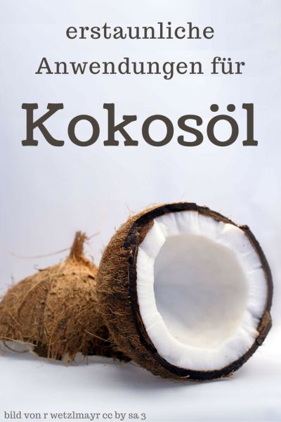 kokosöl anwendungsmöglichkeiten hunde