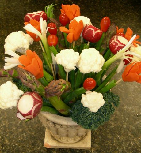 Essbare Blumensträuße Einfach Selber Machen