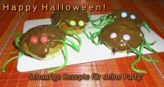 Bald ist Halloween: 3 Schaurig-schöne Rezepte für deine Party