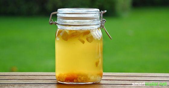 Wasserkefir herstellen - die Alternative zu Soft-Drinks ...