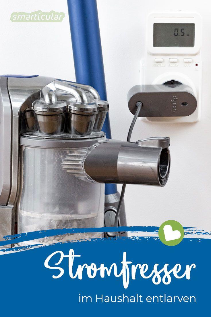 Stromverbrauch zu hoch? Mit einem Strommessgerät kannst du Stromfresser im Haushalt aufspüren - das spart Geld und ist gut für die Umwelt.