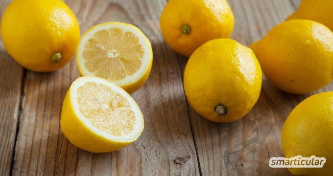 Zitronensäure ist äußerst vielseitig einsetzbar. Hier findest du die besten Anwendungen für Küche, Haushalt und Körperpflege!