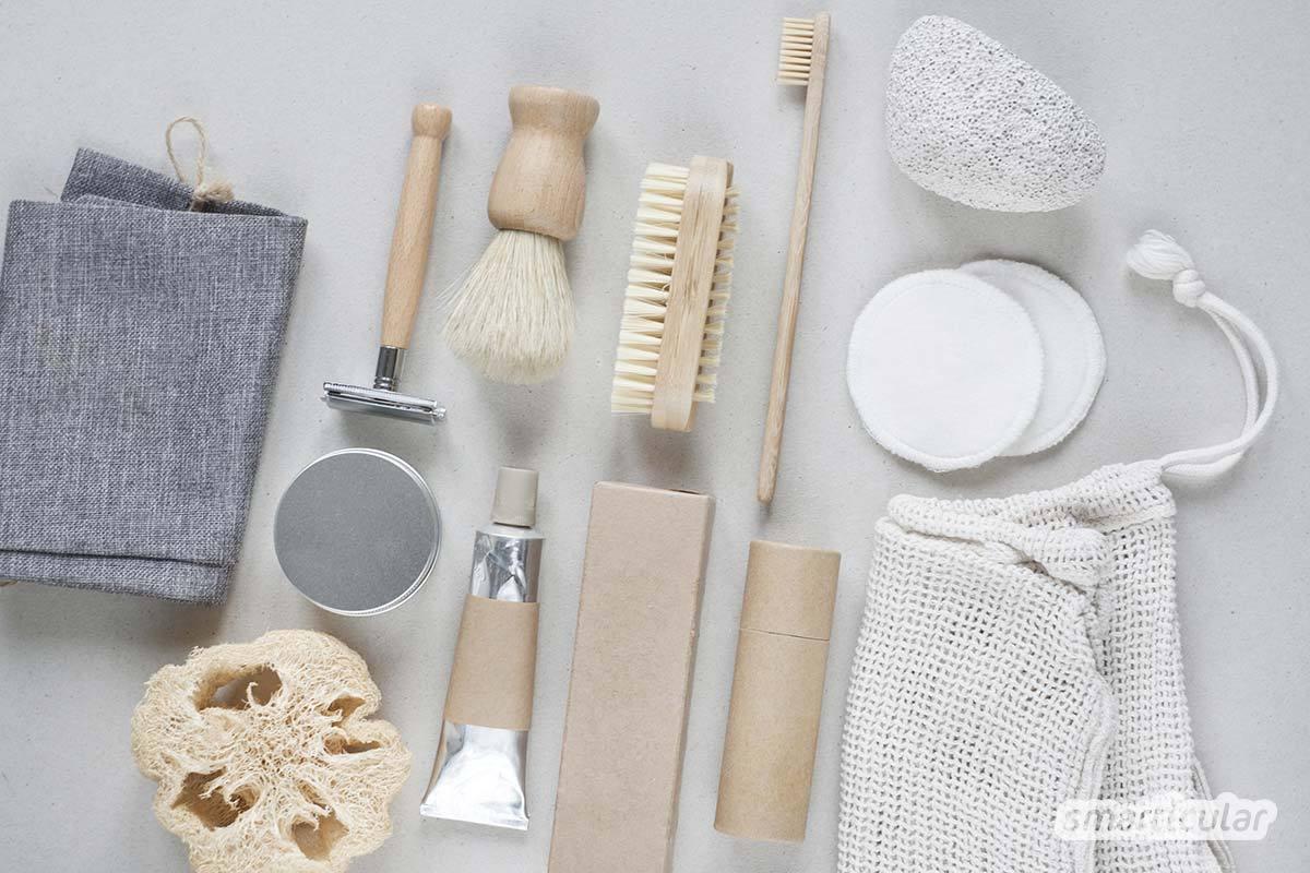 Weniger Plastik ist mehr: Hier findest du Tipps, wie du im Alltag ohne Mühe auf Produkte und Verpackungen aus Plastik verzichten kannst.