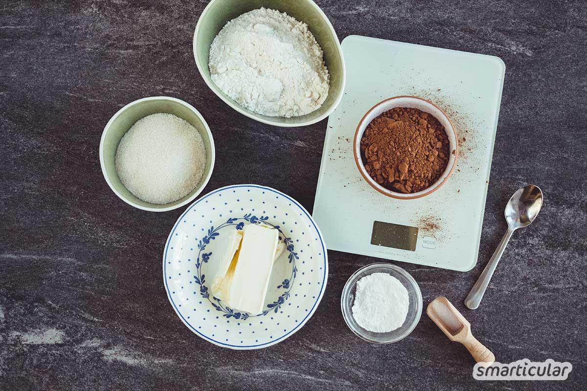 Die Milchschnitte ist bei Jung und Alt beliebt. Doch noch besser als das Original ist diese leckere selbst gemachte Variante: Sie kommt ohne Müll und unerwünschte Zusatzstoffe aus.