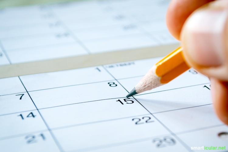Gute Vorsätze fürs neue Jahr halten meist nicht länger als ein paar Tage. Mit diesen Tipps und kleinen Hilfen schaffst du es, deinen guten Plänen auch Taten folgen zu lassen!
