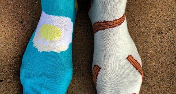 Unkonventionelle Lösung zum Sockenproblem