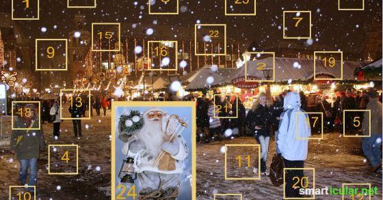 3 Upcycling Ideen für deinen Weihnachtskalender