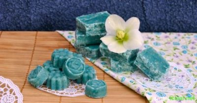Festes Peeling mit Zucker selber herzustellen ist leicht, günstig und gut für deine Haut!