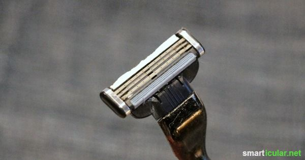 With This Trick You Can Drastically Increase The Life Of Your Shaver Razor  Blades. It