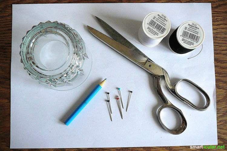 Waschbare, wiederverwendbare Kosmetikpads sparen viel Abfall. Geld sparen kannst du, indem du sie einfach selber nähst. Ich zeige dir wie schnell das geht