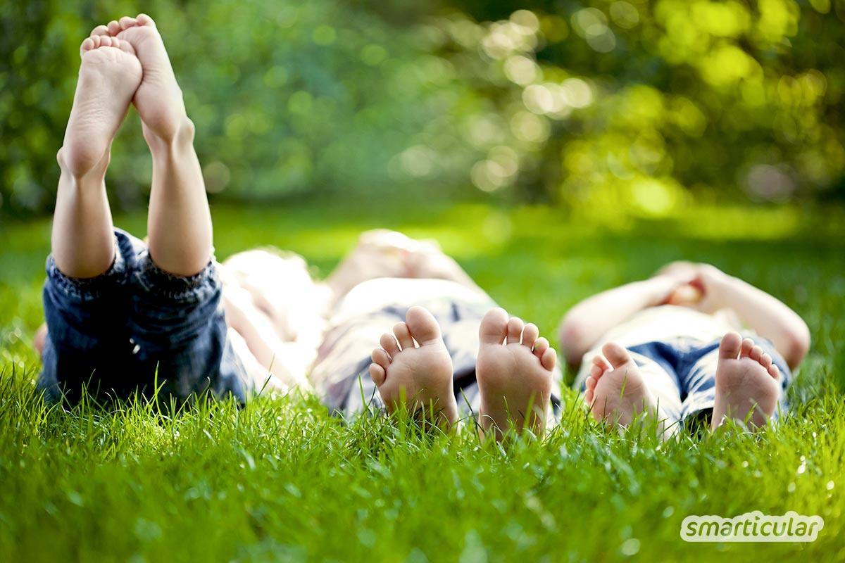 Umweltfreundlicher Urlaub kann bedeuten, die nähere Umgebung zu erkunden. Mit diesen Tipps wird der Urlaub zuhause garantiert nicht langweilig!