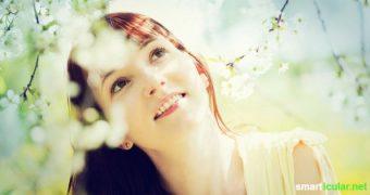 6 wertvolle Tipps für gesündere und schönere Haut. Du wirst überrascht sein, wie viel du ohne teure Kosmetik erreichen kannst!
