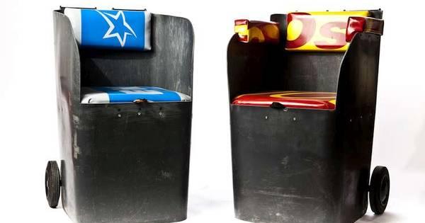 Kreativ, vielseitig und gut für die Umwelt. Viele Upcycling Tipps und Projekte so kurios wie Notebooks aus Elefantensch***e und Gitarren aus Zigarrenboxen.