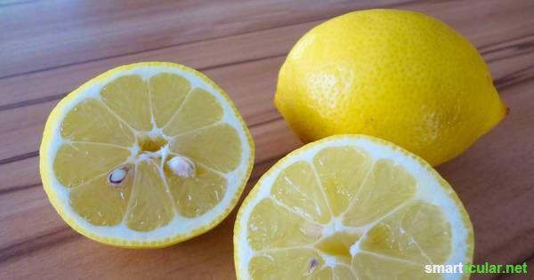 Zitronen verfeinern viele Gerichte und manch Getränk. Mit diesem Tricks halten sich Zitronen länger und du sparst ein wenig Geld.