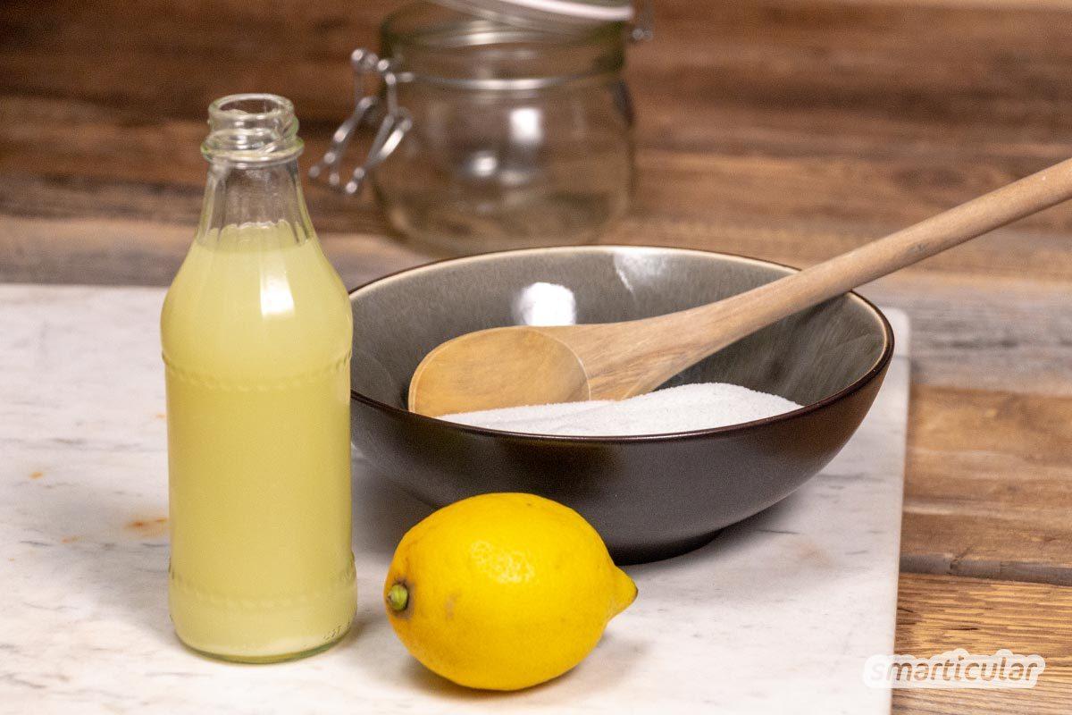 Mit selbst gemachter Zuckerpaste aus nur zwei Zutaten klappt die Enthaarung nicht nur einfach und schmerzarm, sondern gleichzeitig auch besonders preiswert.