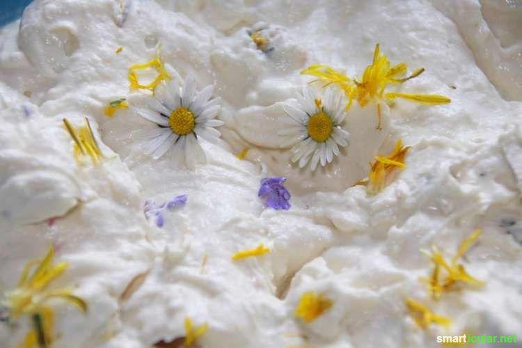 Wusstest du, dass das Gänseblümchen mehr Vitamin C hat als der Kopfsalat? Was du mit dieser süßen Blume in der Küche zaubern kannst, erfährst du hier!