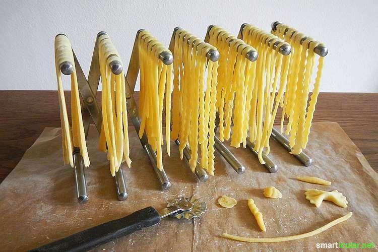 pasta ohne nudelmaschine selbermachen minimalistisch einfach und kreativ. Black Bedroom Furniture Sets. Home Design Ideas