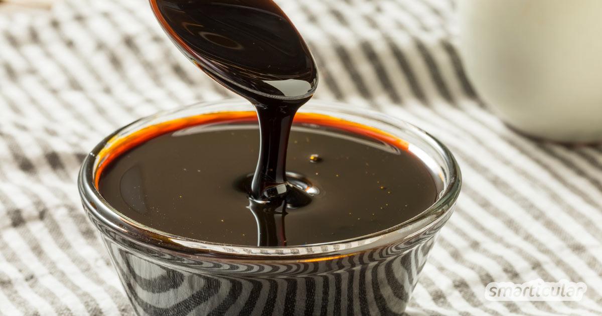 Sie können Zucker aus der Diät entfernen