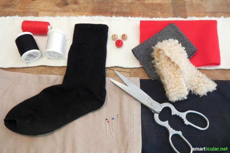 In deiner Sockenschublade sammeln sich einzelne, einsame Strümpfe? Kein Problem! Mache gemeinsam mit deinen Kindern Handpuppen daraus - wir zeigen dir, wie.