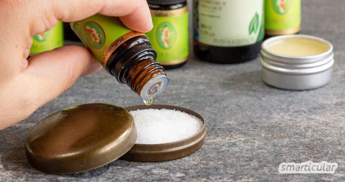 Fragst du dich auch manchmal, welches ätherische Öl wofür einsetzbar ist? Hier sind die populärsten Öle mit ihren Eigenschaften und Anwendungsmöglichkeiten!
