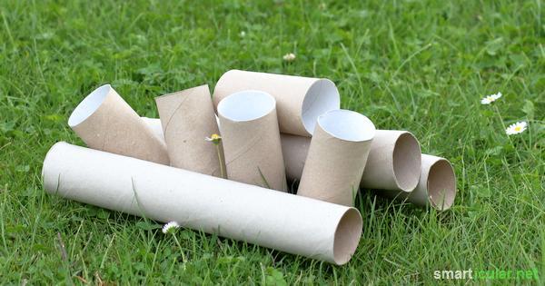 Hebst Du Die Papp Rollen Von Toilettenpapier Auch Auf, In Der Hoffnung Mal  Was