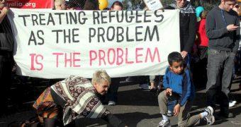 Zeitungen und Fernsehen wimmeln von Berichten über Kriege und Flüchtlinge. Was kann jeder einzelne von uns dagegen unternehmen?