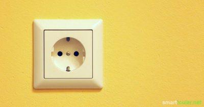 Der Stromverbrauch und die einhergehenden Kosten steigen von Jahr zu Jahr. Muss das sein? Es gibt ein paar clevere Spartricks die du leicht umsetzten kannst