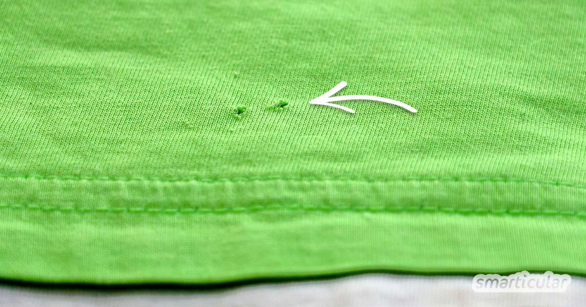 Locher In T Shirts Und Wie Du Sie Verhindern Kannst