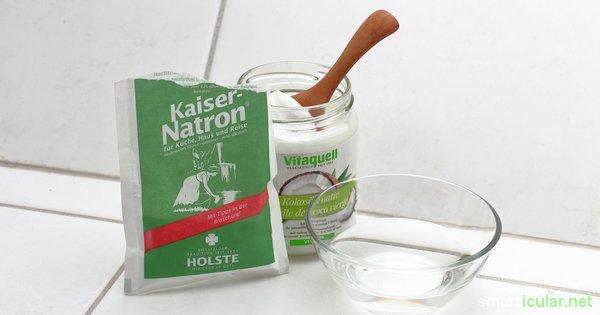 Ein Rezept für ein preiswertes Peeling ohne Mikorplastik, zweifelhafte Inhaltsstoffe und minimalem Verpackungsmüll. In Sekunden leicht selbstgemacht!
