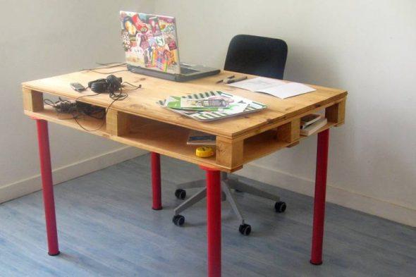 Einzigartige Möbelstücke müssen nicht teuer sein. Mit etwas Geschick und Kreativität baust du Couchtische oder Arbeitstische preiswert einfach selber!