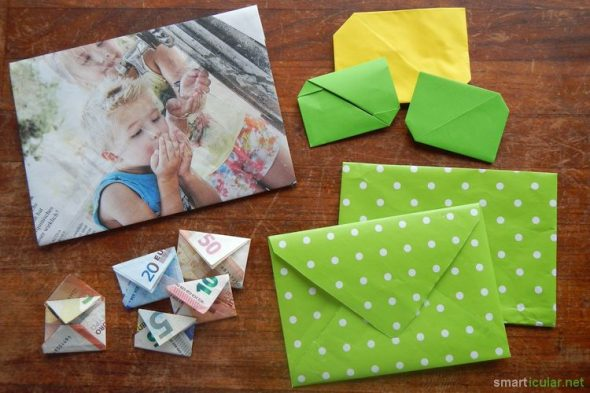 Briefe Falten Und Eintüten Maschine : Briefumschläge aus altpapier kreative basteltechniken