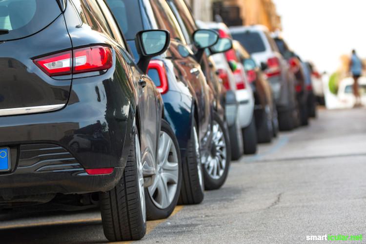 Wer sein privates Auto über eine Carsharing-Plattform zeitweise vermietet, verdient nicht nur Geld, sondern schont auch die Umwelt.