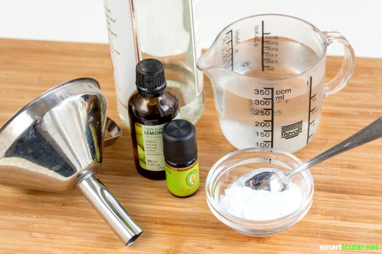Raumspray Selber Machen : rezept f r diy raumspray mit natron gegen schlechte ger che ~ Markanthonyermac.com Haus und Dekorationen
