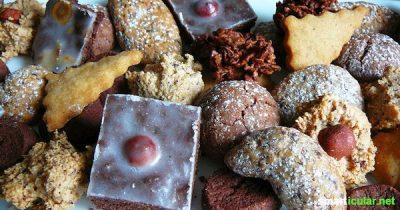 Schnell noch Kekse backen bevor die Verwandschaft zum Kaffee vor der Tür steht? Hier sind 7 einfache Methoden mit denen du schnell leckere Plätzchen bäckst.